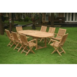 Location mobilier de jardin en teck - Mobilier jardin fly paris ...