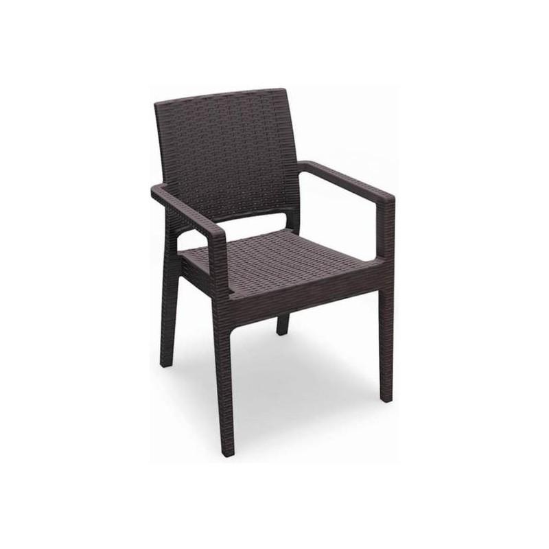 Table et chaise de jardin en plastique leclerc des id es int ressantes pour la Table de jardin plastique taupe