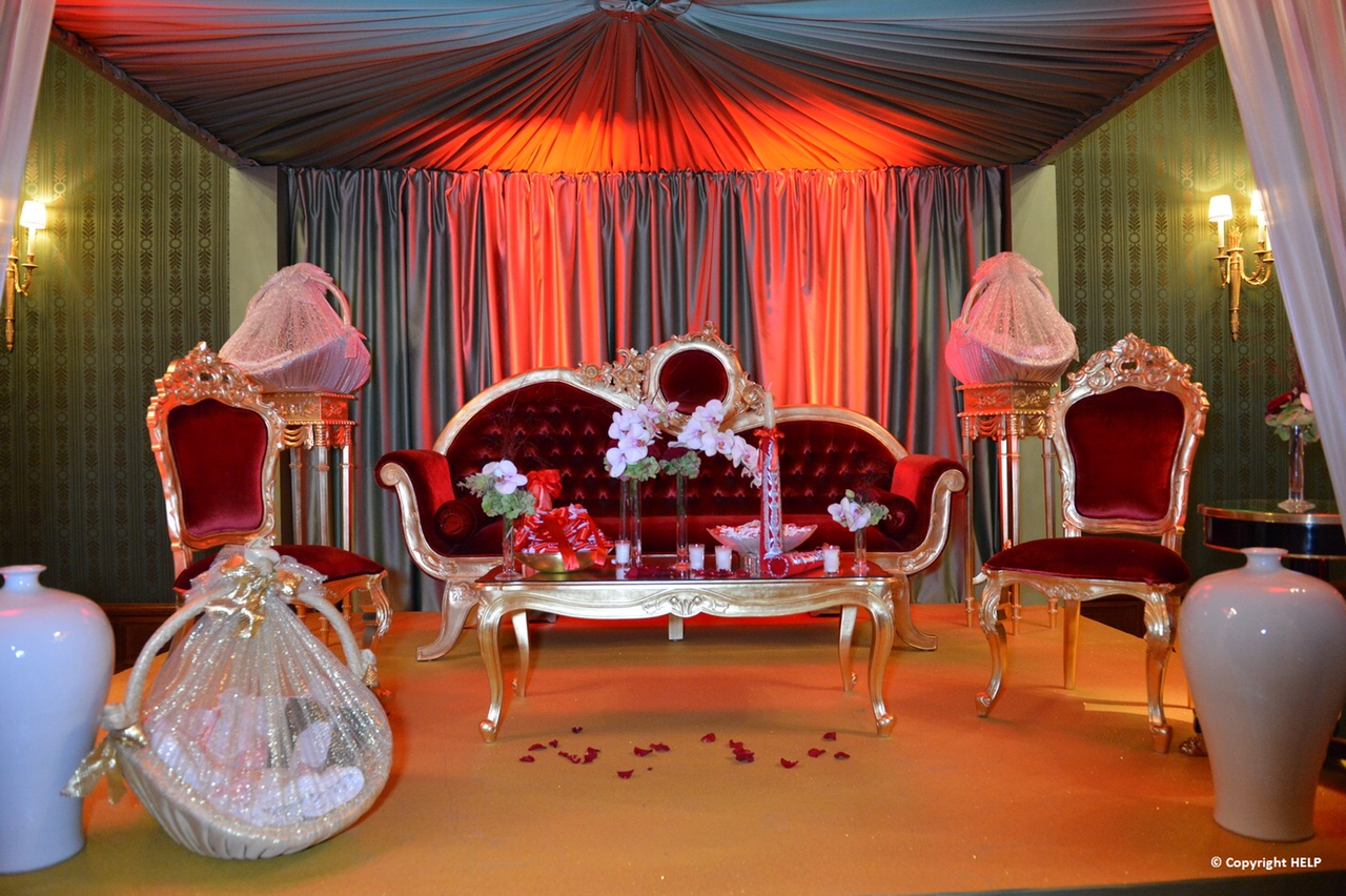 deco henne et mariage israel