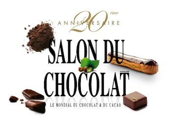 location mobilier salon du chocolat 2014 paris