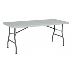 Location table rectangle 150 cm