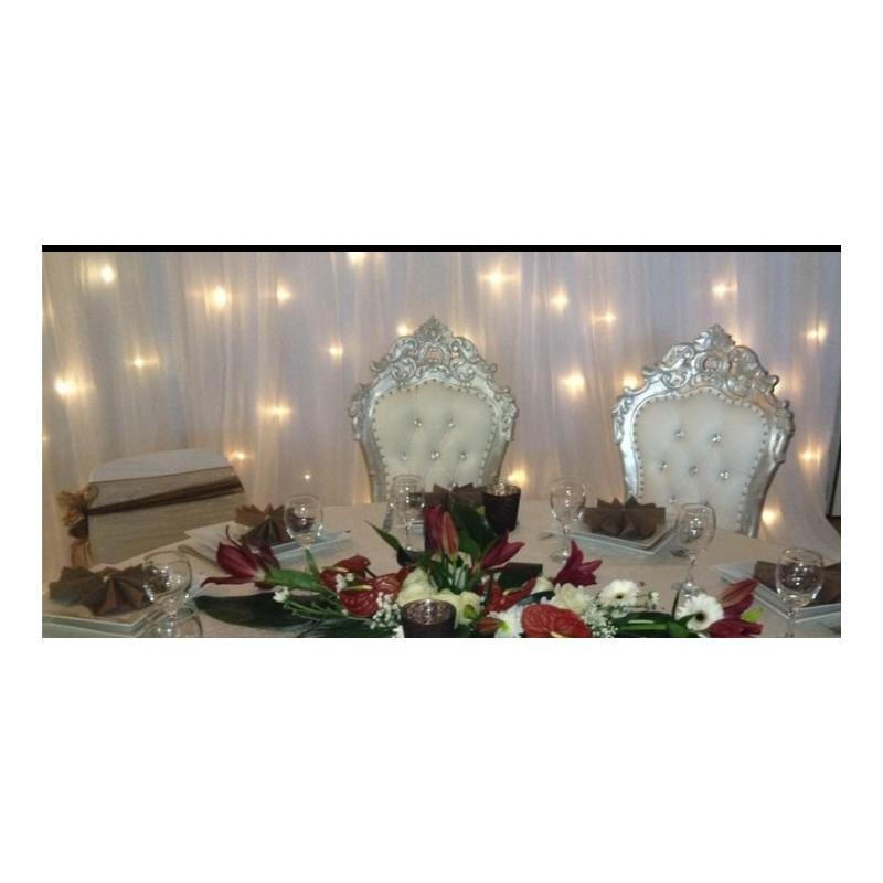 Location de chaises mobilier pour mariage - Location de chaise pour mariage ...