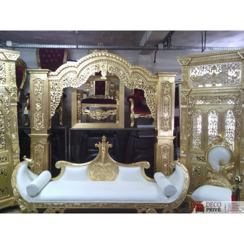 d cor mariage type orient louer pour petit budget. Black Bedroom Furniture Sets. Home Design Ideas