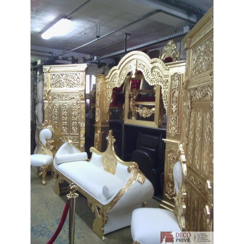 D cor mariage type orient louer pour petit budget - Location decoration orientale mariage ...