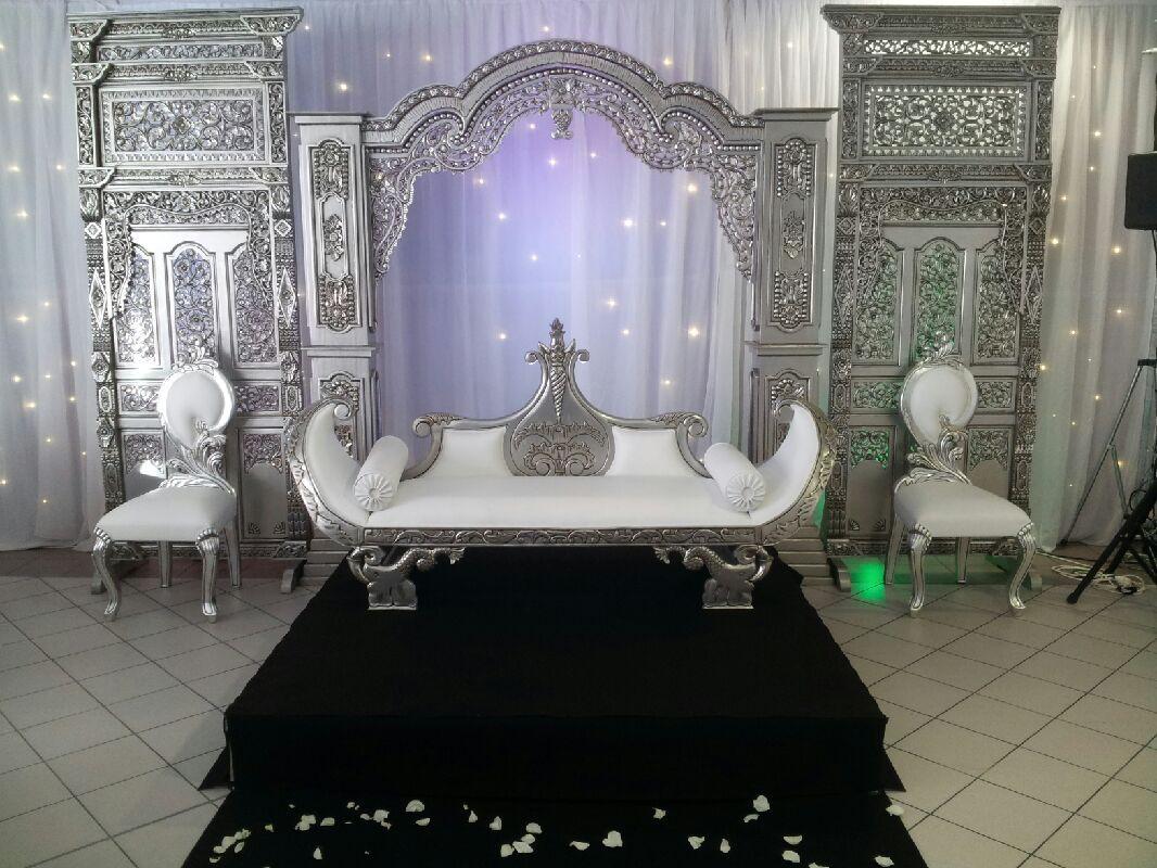 126 EVENTS/ Location de décor pour henné et mariage oriental