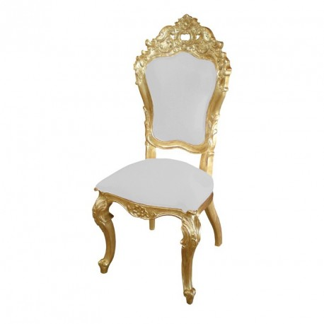 Location chaise de réception carved