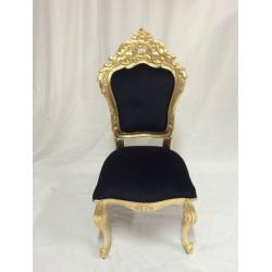 Chaise baroque à louer