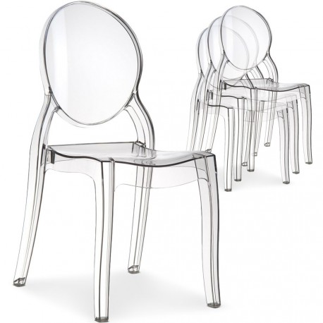 Chaise style STARCK
