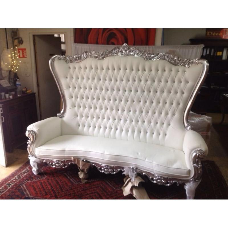 location fauteuil trone 2 places location de meubles. Black Bedroom Furniture Sets. Home Design Ideas