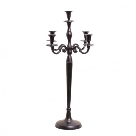 Location chandelier noir 80 cm