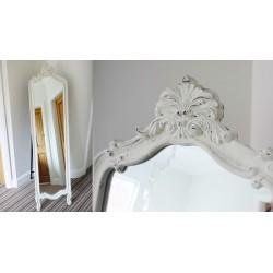 Miroir psyché style baroque