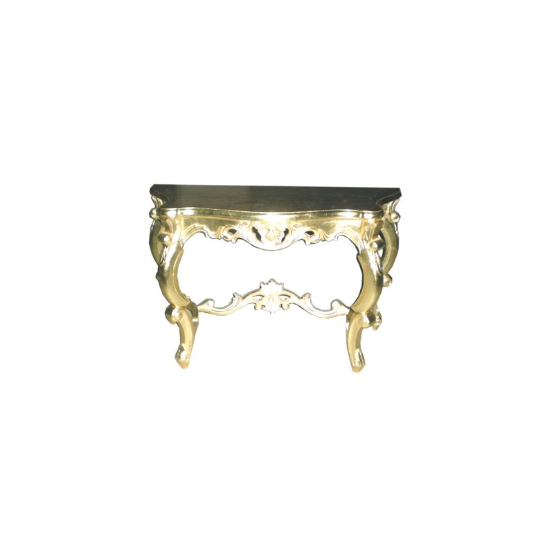 location console baroque dor e location de meubles. Black Bedroom Furniture Sets. Home Design Ideas