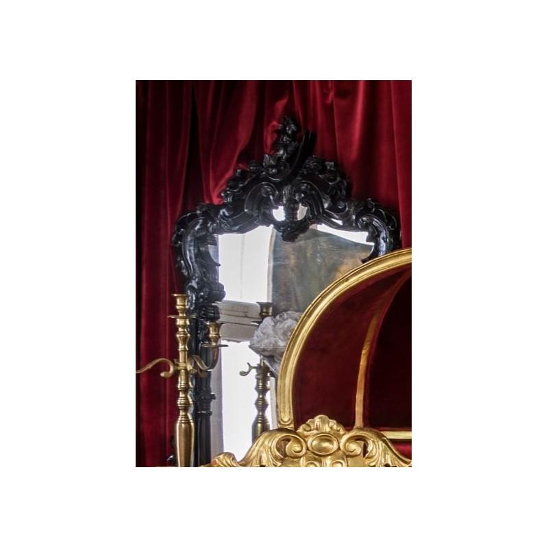 latest console baroque noire louer with console noire baroque. Black Bedroom Furniture Sets. Home Design Ideas