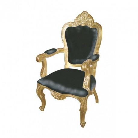 Location fauteuil baroque