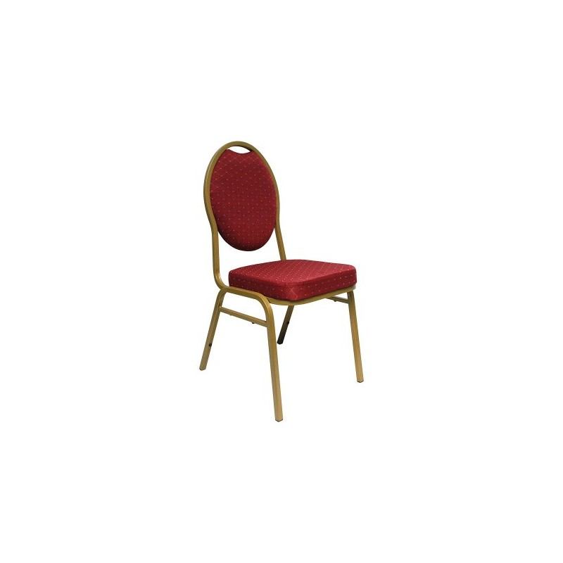 location chaise de banquet tissu rouge 126 events. Black Bedroom Furniture Sets. Home Design Ideas