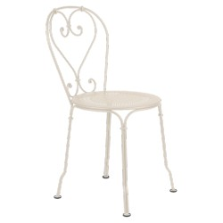 Location chaise de jardin en métal