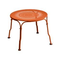 Locatin table basse en metal style 1900