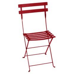 Location chaise de jardin pliante en métal