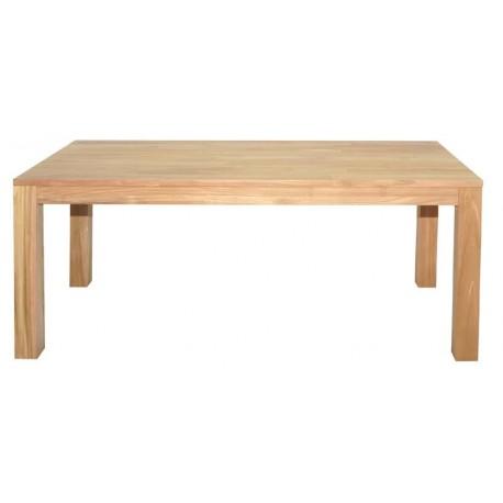 Table en teck à louer