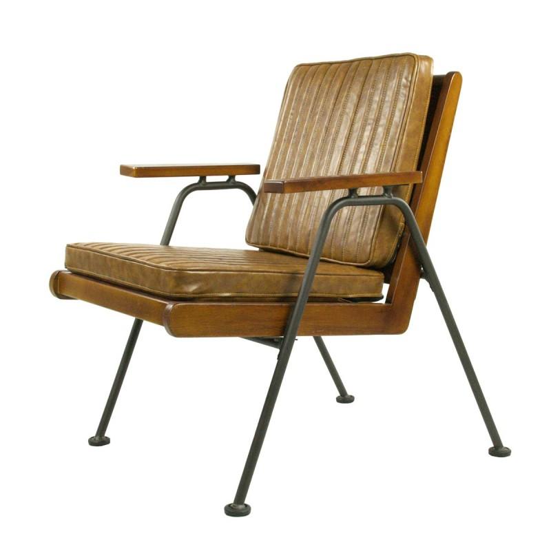 louer un fauteuil de style industriel avec 126 events. Black Bedroom Furniture Sets. Home Design Ideas