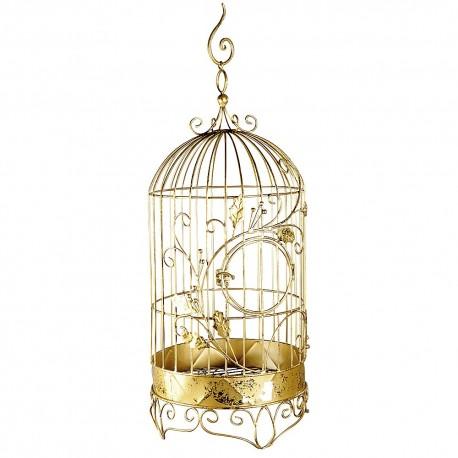 Location cage à oiseaux 80 cm