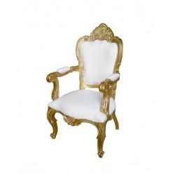 Location fauteuil de style