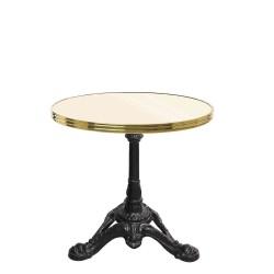 Table de bistrot à louer