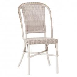 Location chaise en rotin naturel
