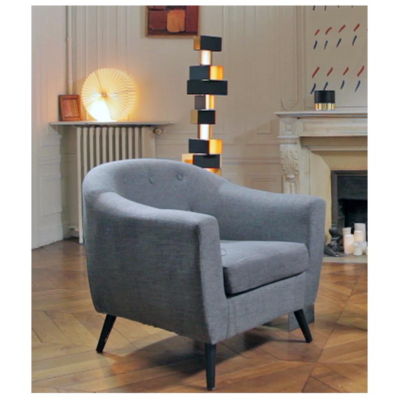 location fauteuil scandnave ann es 50 126 events. Black Bedroom Furniture Sets. Home Design Ideas