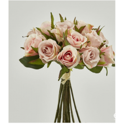 Boule de roses artificielles à louer