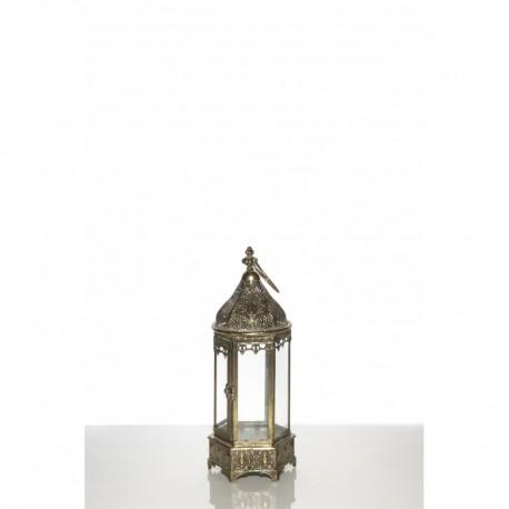 Location lanterne style oriental H 40 cm