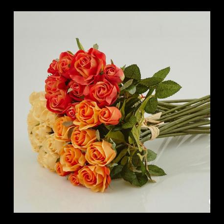 Orchidées roses artificielles à louer