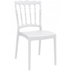 Chaise Napoleon 3 en plastique