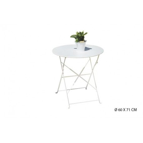 Location table de jardin pliante