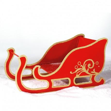 Luge du Père Noël à louer