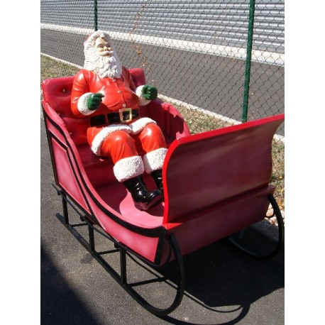 Traîneau Père Noël Location