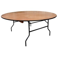 Table ronde 120 cm