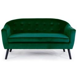 Canapé style scandinave vert