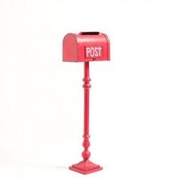 Location boîte aux lettres du Père Noël