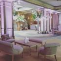 Banquette 2 places à louer modèle Milano cérusé