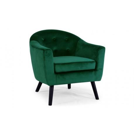 Location fauteuil style scandinave vert