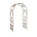 Location arche de jardin en fer forgé