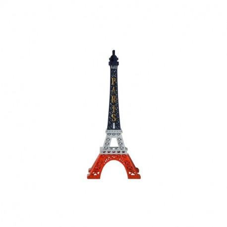 Tour Eiffel en metal