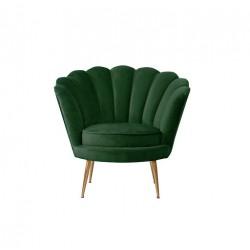 Location fauteuil forme de fleur
