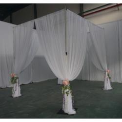 Location structure pour rideaux lumineux