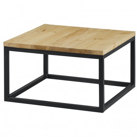 Table basse carrée 60 x 60 cm