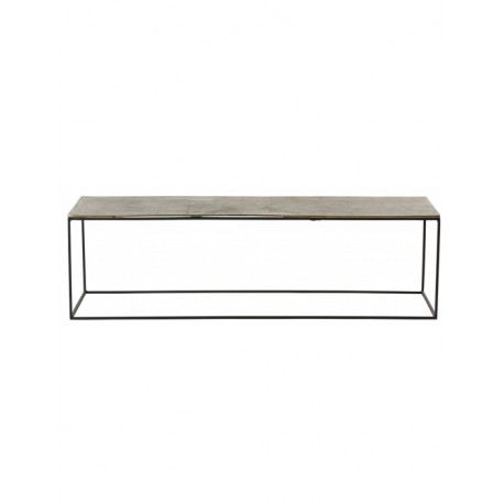 Location table basse rectangulaire style industriel