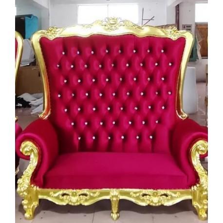 Canapé princier à louer