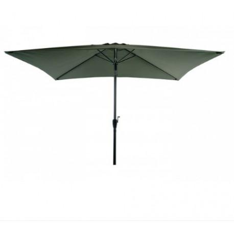 Location parasol vert 4 mètres
