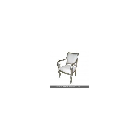 Location Fauteuil mariage argent' Bombay